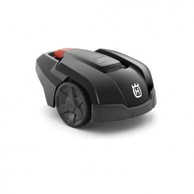 Robotas vejapjovė Automower 305 iki 2015 metų