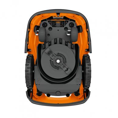 Robotas vejapjovė Stihl RMI 522 C 4