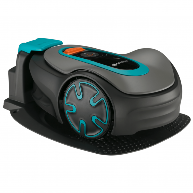 Vejapjovė robotas GARDENA Sileno Minimo 500 5