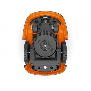 Vejapjovė robotas STIHL RMI 422. 4
