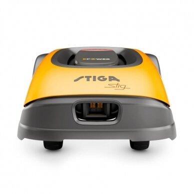 Vejos robotas STIGA Stig E600 5
