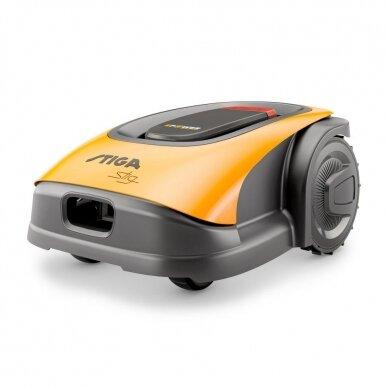 Vejos robotas STIGA Stig E600 2