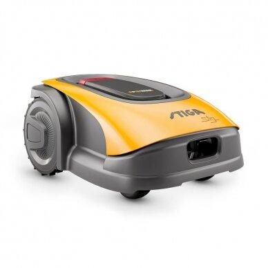 Vejos robotas STIGA Stig E1200